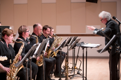 CMS Series Cabaret-style - Jazz Big Band & Jazz Orchestra